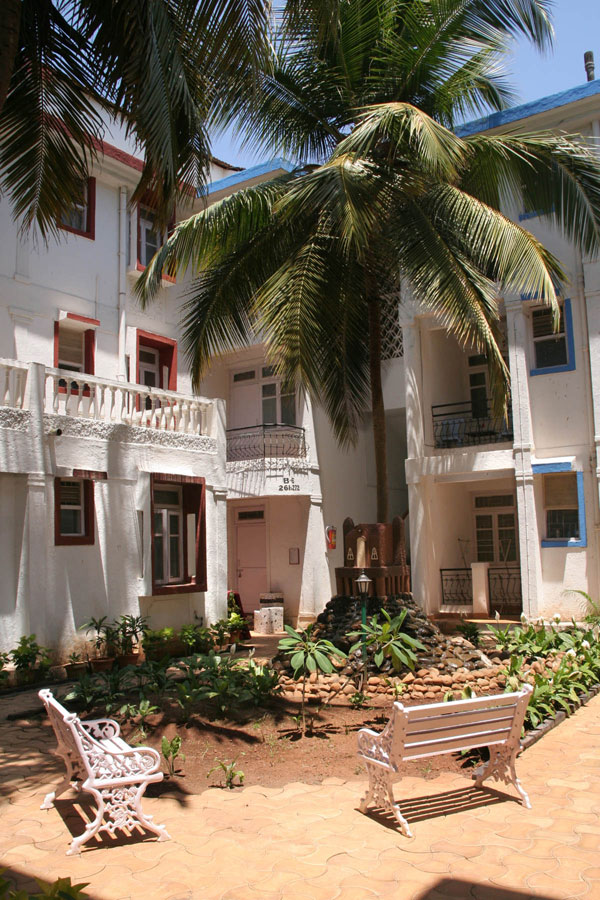 Гоа Индия alor grande holiday resort candolim